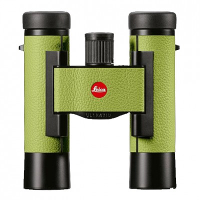 Бинокль LEICA Ultravid 10x25 Colorline, apple-green