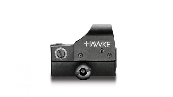 Коллиматорный прицел HAWKE Reflex Red Dot Sight – Digital Control – Large (5MOA)(12134)
