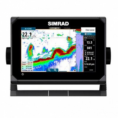 Simrad GO7 ROW,XSE TOTALSCAN
