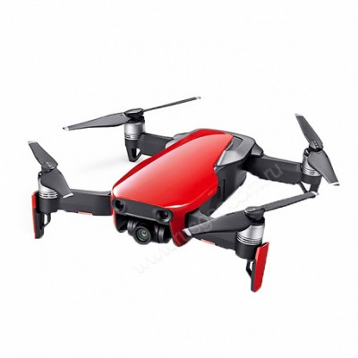 DJI Mavic Air Fly More Combo (Flame Red, красный)